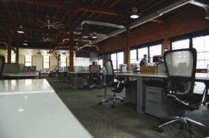 wnętrze firmy